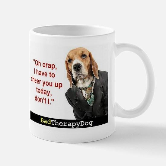 Oh Crap Mug 11 Oz Mugs