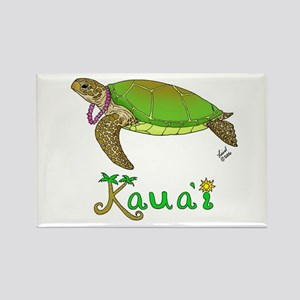 Kauai Rectangle Magnet