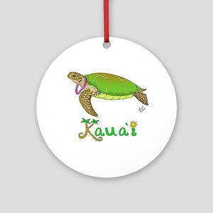 Kauai Ornament (Round)