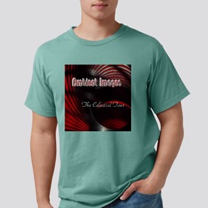 Ambient Images cover caf Mens Comfort Colors Shirt