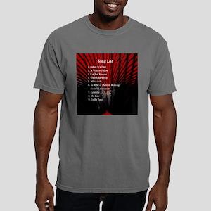 Ambient Images Song List Mens Comfort Colors Shirt
