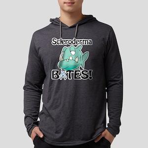 Scleroderma BITES Mens Hooded Shirt
