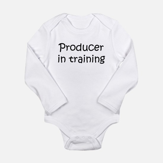 Producer in training Body Suit