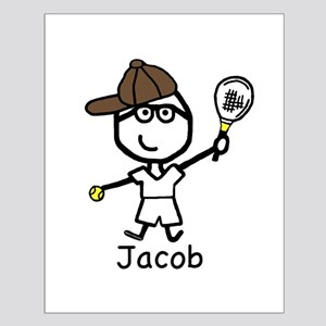 Tennis - Jacob Small Poster