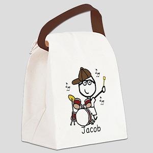 Drumset - Jacob Canvas Lunch Bag