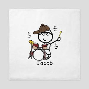 Drumset - Jacob Queen Duvet