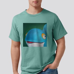 Tile- Ballena Mens Comfort Colors Shirt