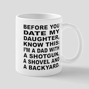 fathers day 1 Mugs