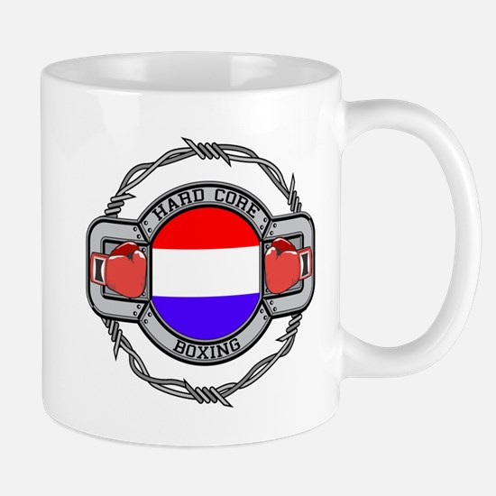 Netherlands Boxing Mug