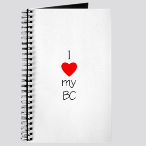I Love My BC Journal
