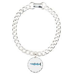 Pacific Barracuda fish Bracelet
