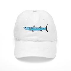 Pacific Barracuda fish Baseball Cap