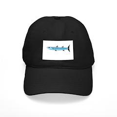 Pacific Barracuda fish Baseball Hat