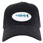 Pacific Barracuda fish Black Cap