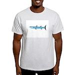 Pacific Barracuda fish Light T-Shirt
