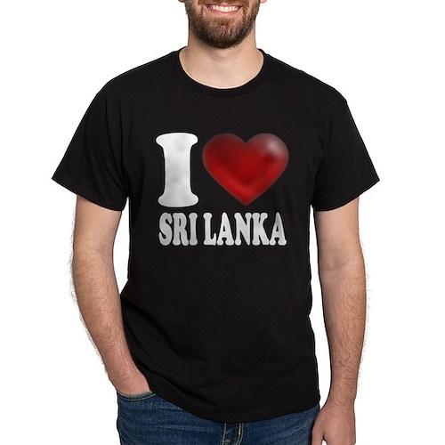 I Heart Sri Lanka T-Shirt
