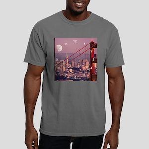 Moon over San Francisco  Mens Comfort Colors Shirt