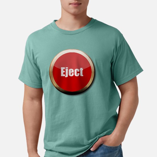 Eject Button Mens Comfort Colors Shirt