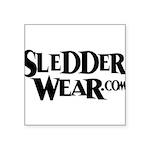 sledwear.png Square Sticker 3