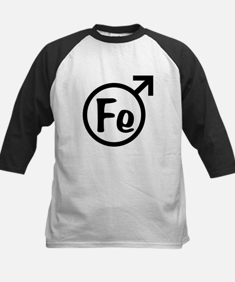 Fe Man Kids Baseball Jersey