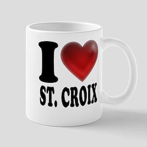 I Heart St. Croix Mug