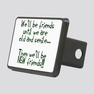 Well be friends png Rectangular Hitch Cover