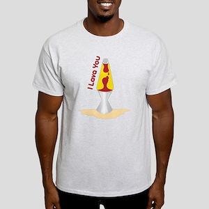 I Lava You Light T-Shirt