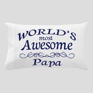 Awesome Papa Pillow Case