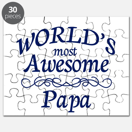 Awesome Papa Puzzle
