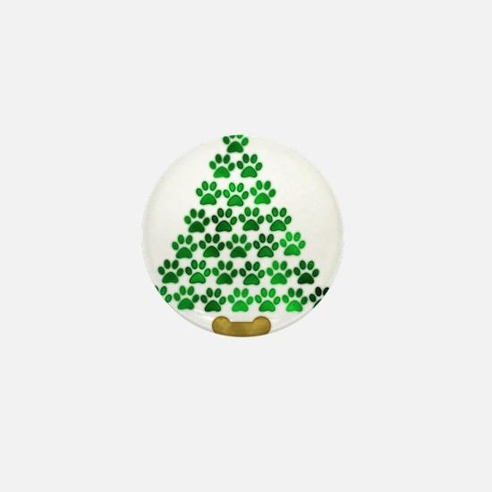 Cute December Mini Button