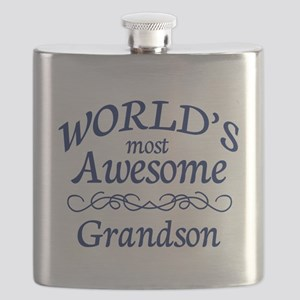 Awesome Grandson Flask