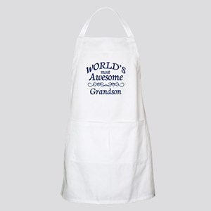 Awesome Grandson Apron