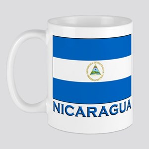 Nicaragua Flag Gear Mug