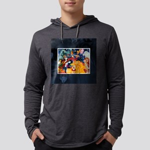 celebrationSquare Mens Hooded Shirt