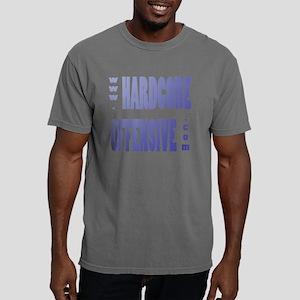 lgoback blue fade Mens Comfort Colors Shirt