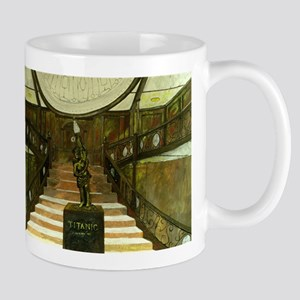 Maiden Voyage Titantic Mug