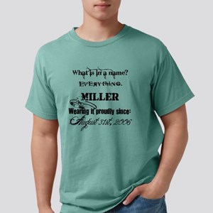 What Is In A Name? Mens Comfort Colors Shirt