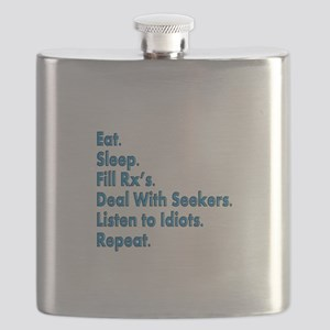 pharmacist Ceramic mug Flask