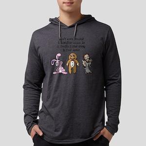 Stoned Mens Hooded Shirt