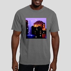 Palace of Fine arts cloc Mens Comfort Colors Shirt