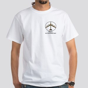 B-52 1-800-Big-Bomb White T-Shirt