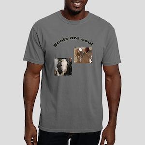 goats are cool copy Mens Comfort Colors Shirt