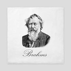 Brahms Queen Duvet
