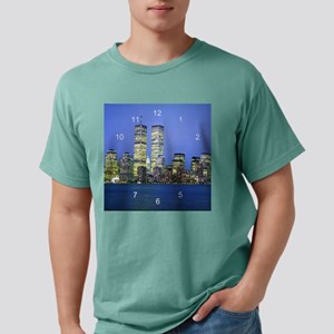 New York City at Night c Mens Comfort Colors Shirt