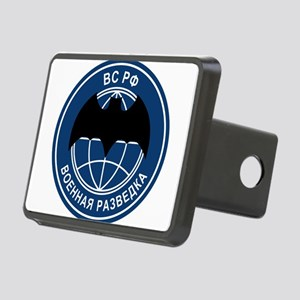 GRU emblem Rectangular Hitch Cover