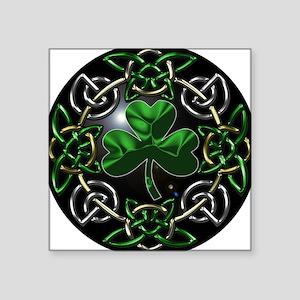 St. Patrick's Day Celtic Knot Sticker