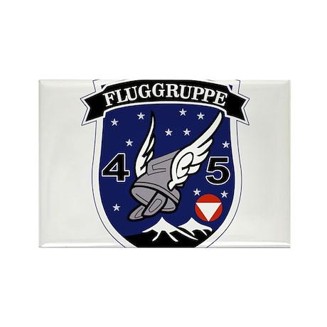 Fluggruppe 45 Rectangle Magnet (10 pack)
