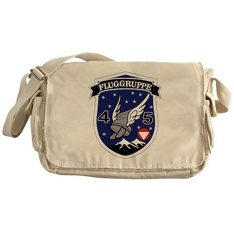 Fluggruppe 45 Messenger Bag