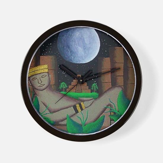 mayan.jpg Wall Clock
