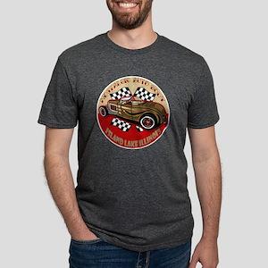 2-Nostalgic11 Mens Tri-blend T-Shirt
